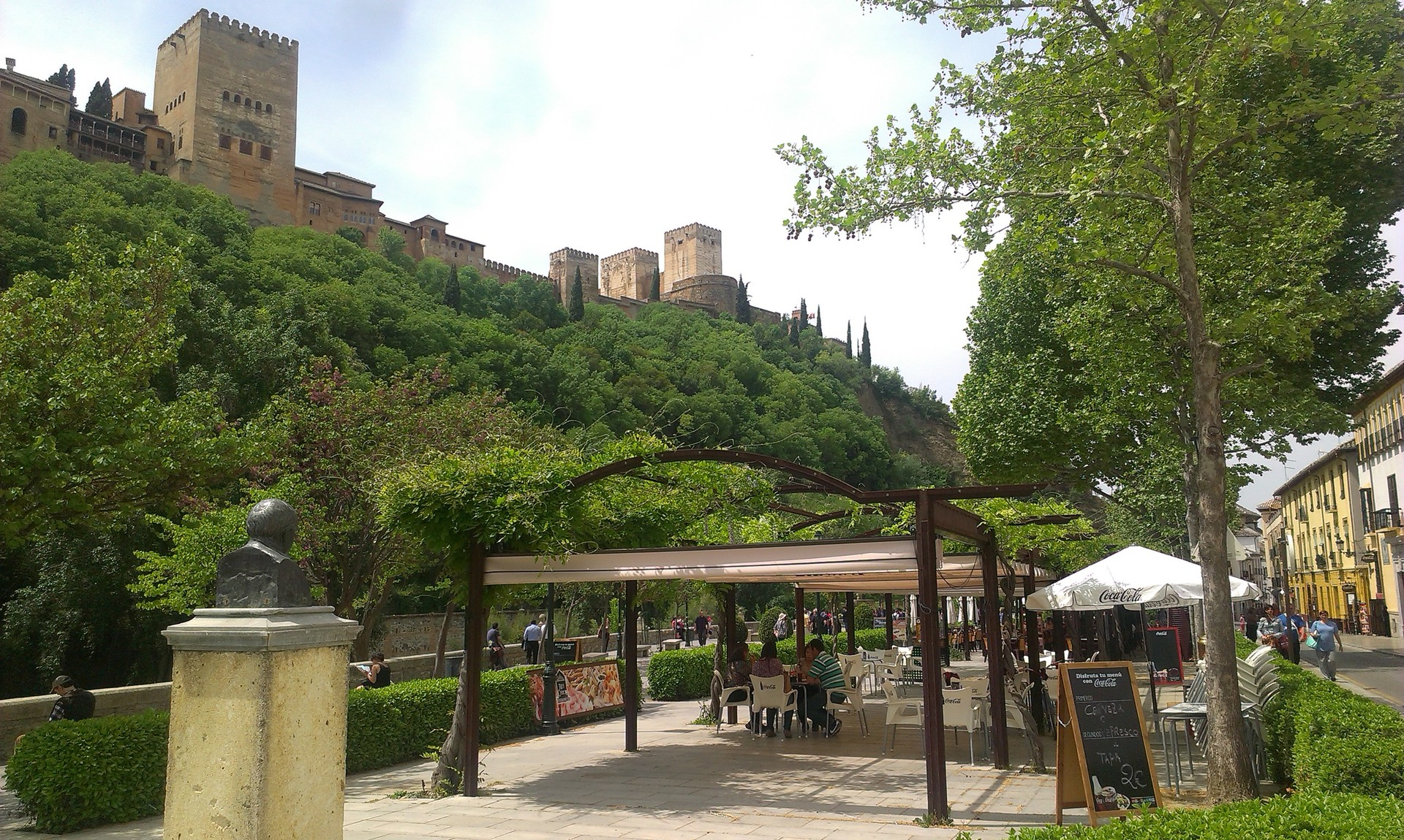 La Alhambra, ¡una ciudadela paradisiaca!