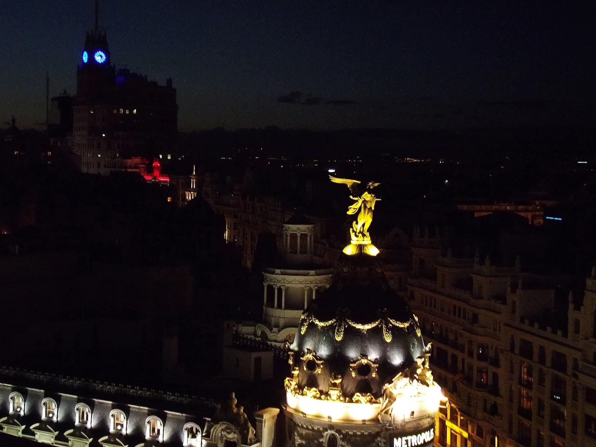 La Azotea Del Círculo De Bellas Artes Blog Erasmus Madrid