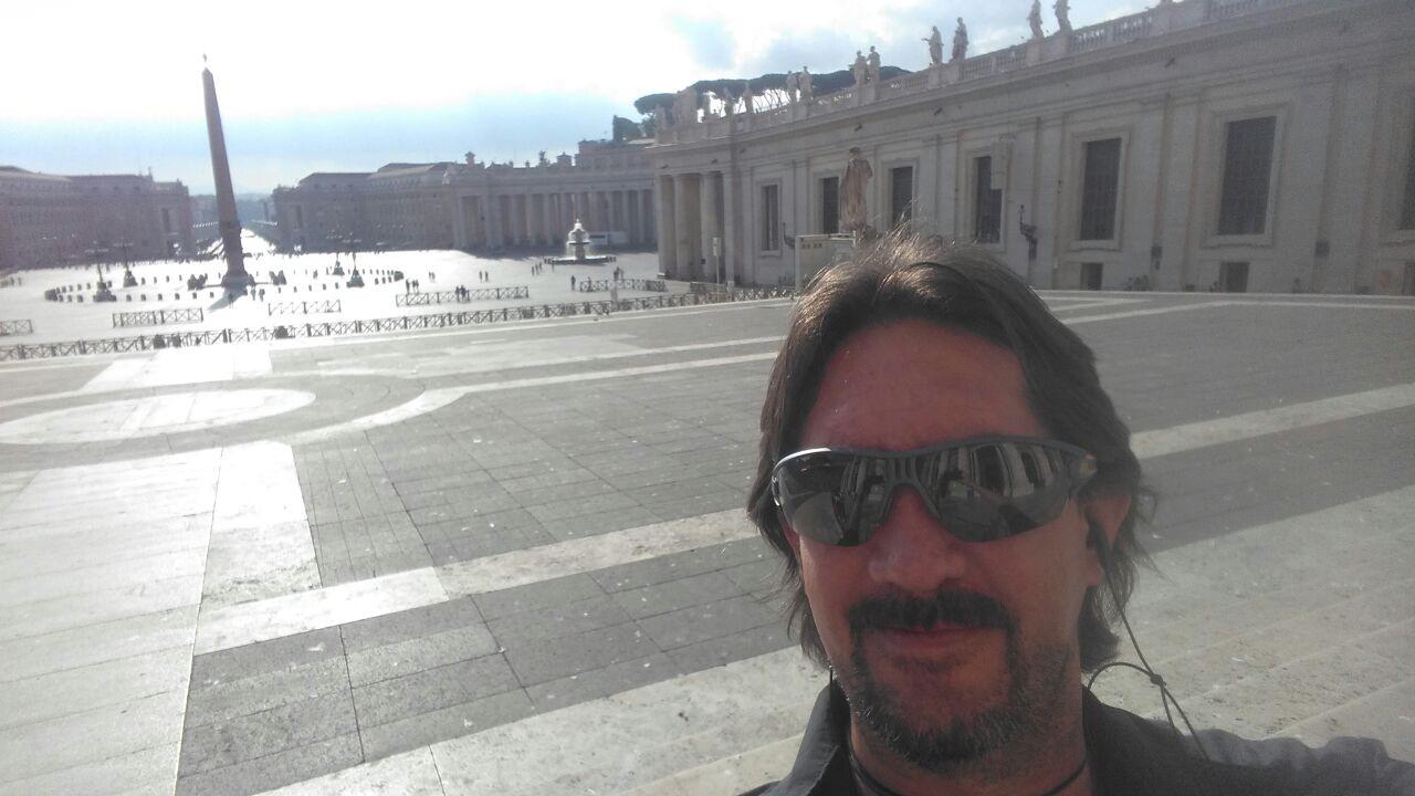 La basilica del Papa
