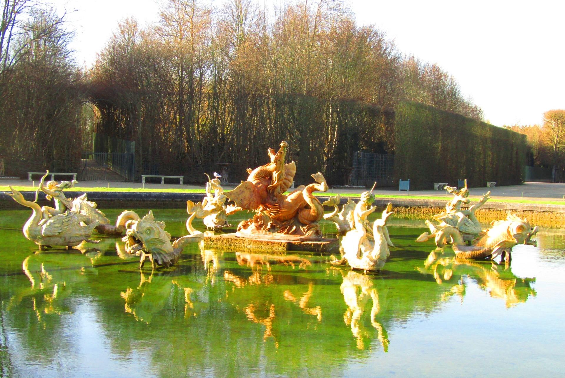 La Belleza De Los Jardines De Versalles Blog Erasmus Versalles