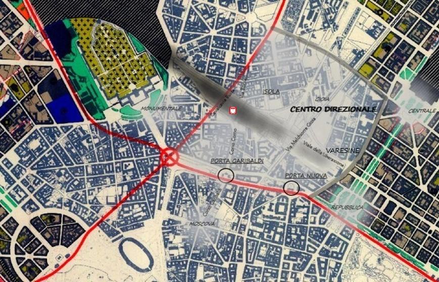 La re calificación de neotérica del Centro de Negocios como horizonte de Milán - Pt 1