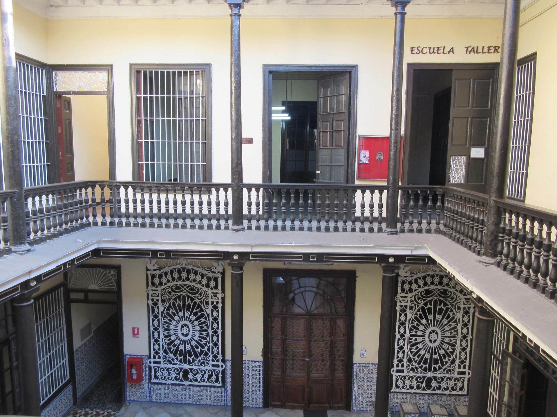 Museo de san mart n de porres qu ver en lima - Casa de san martin ...