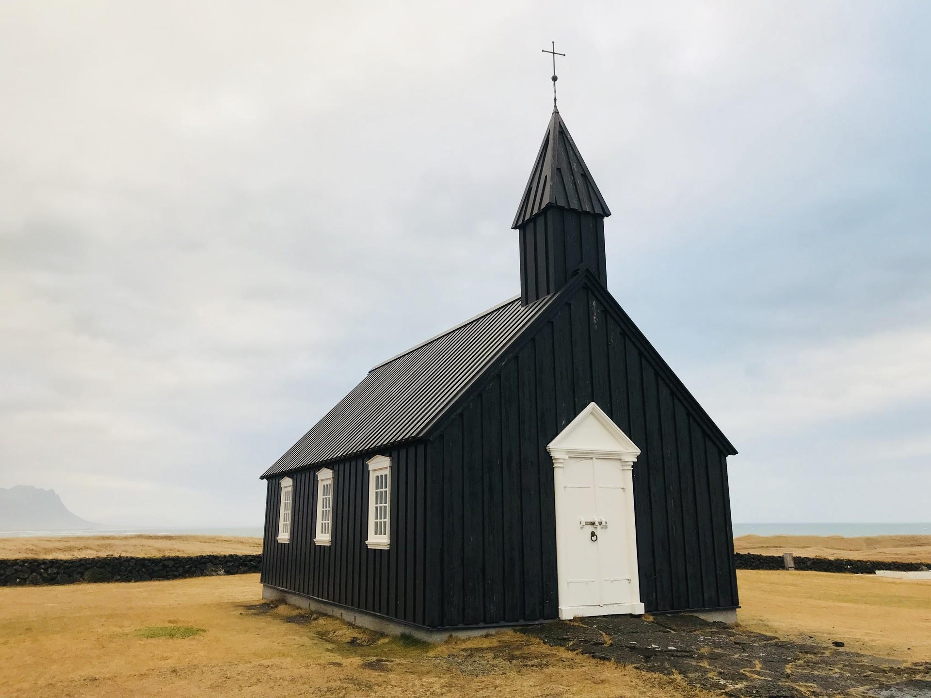 La Chiesa nera di Budhir