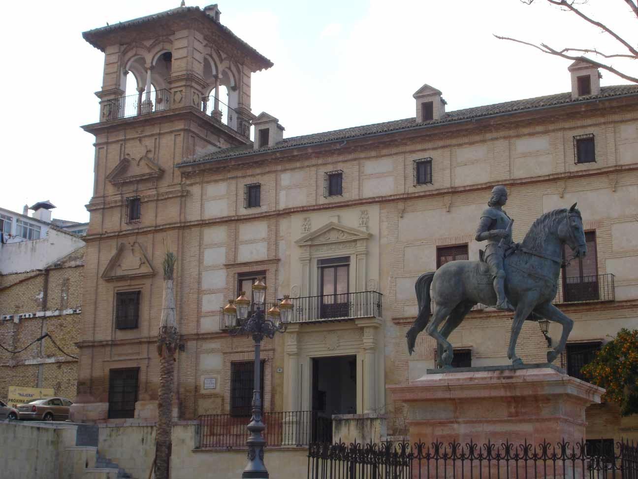 La città di Antequera