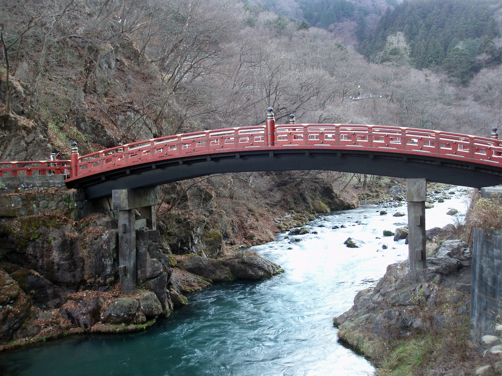 La città di Nikkō, i suoi templi e i suoi boschi