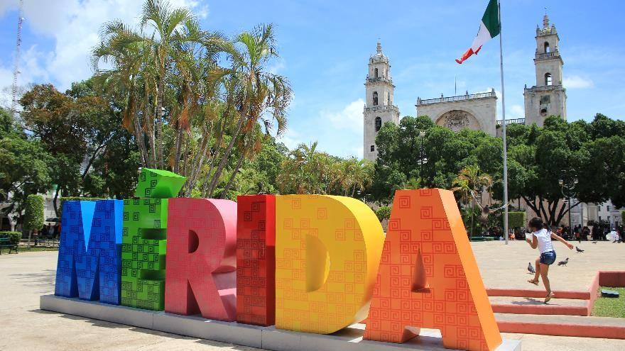 La Ciudad Blanca (Mérida 1)