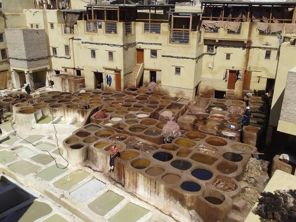 La ciudad de Fez