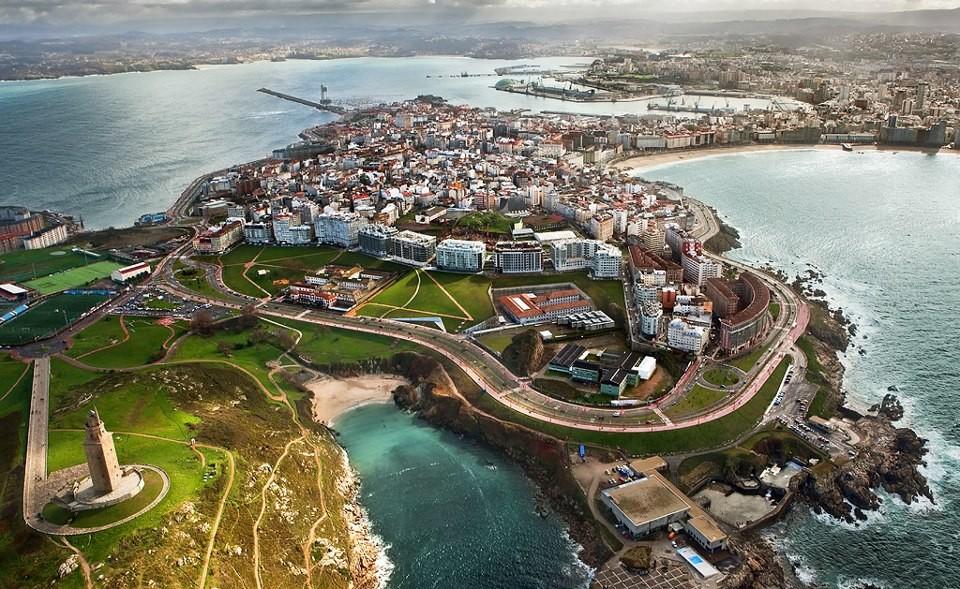 La Coruña experience, Spain by Maria.