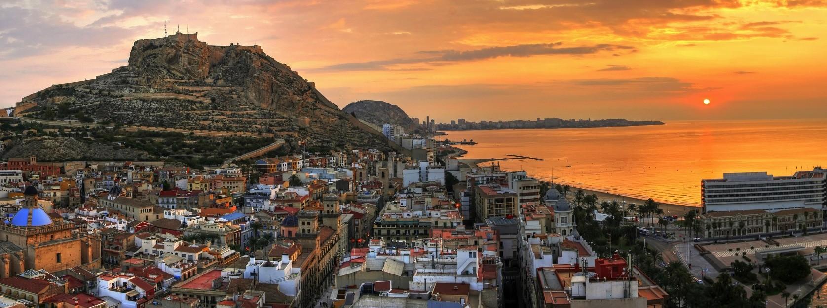 La experiencia Erasmus de Marion en Alicante, España