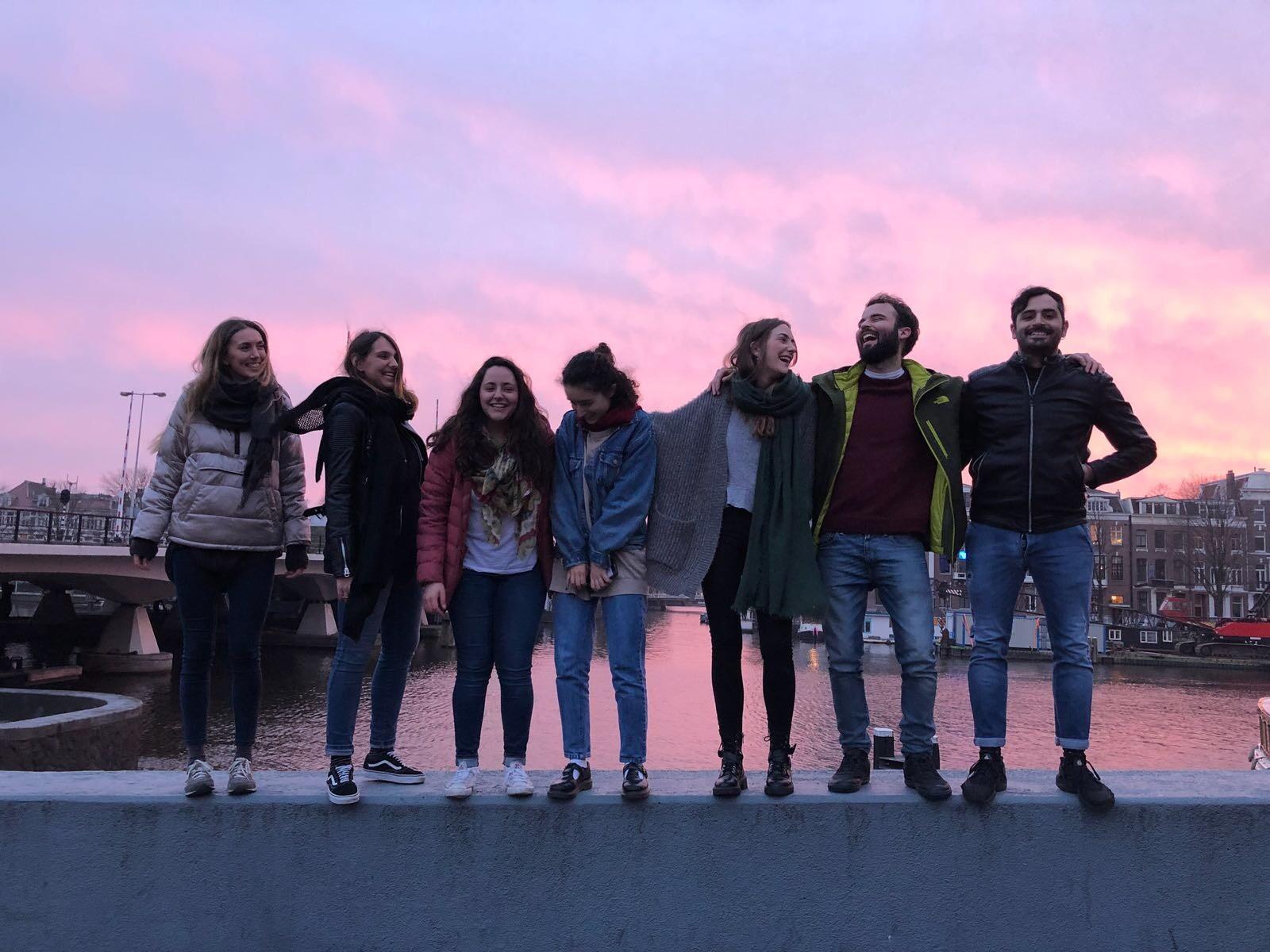 La experiencia Erasmus: personas, no lugares