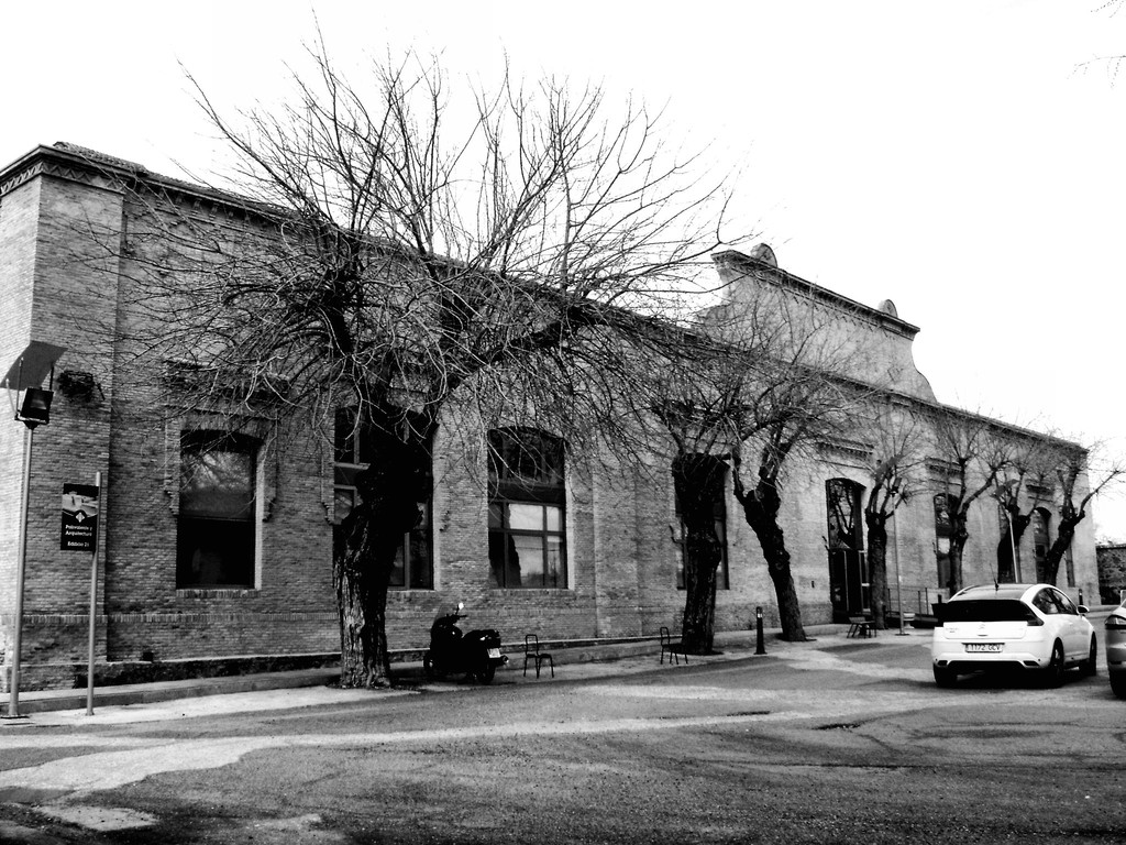La Fábrica de Armas, un campus diferente