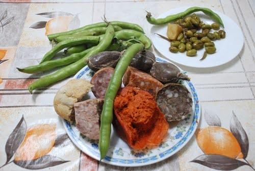 La gastronomie dans la région de Murcie.