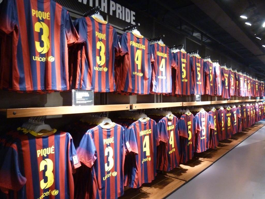 La légende de Blaugrana