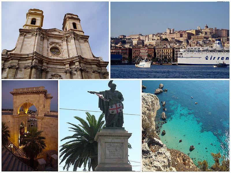 La meilleure année de ma vie, je l'ai passée à Cagliari