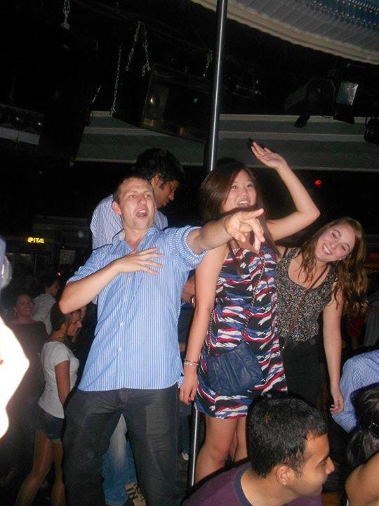 ¡La mejor discoteca del mundo!