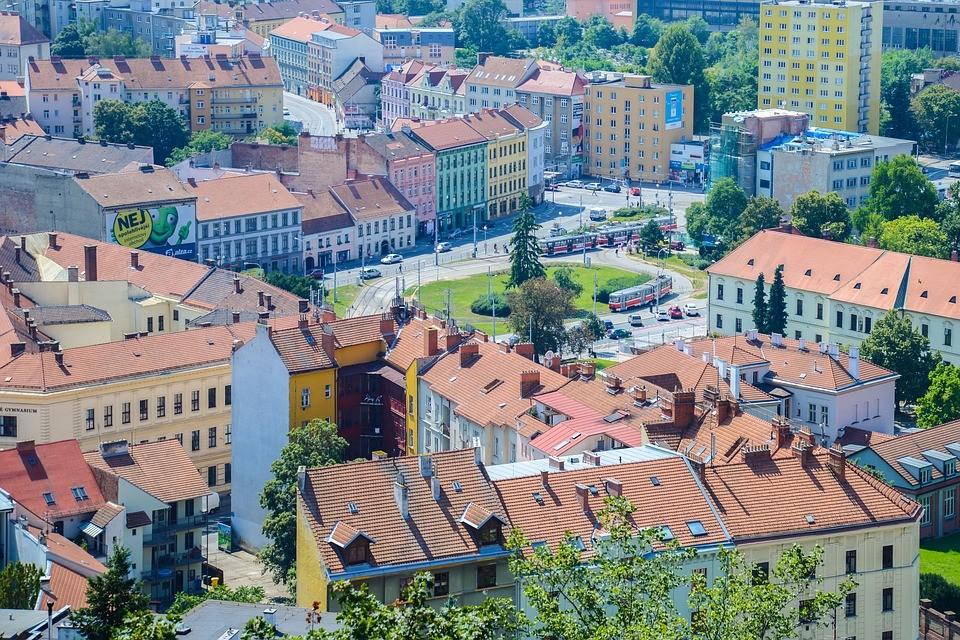 La mia esperienza a Brno, Repubblica Ceca by Martin