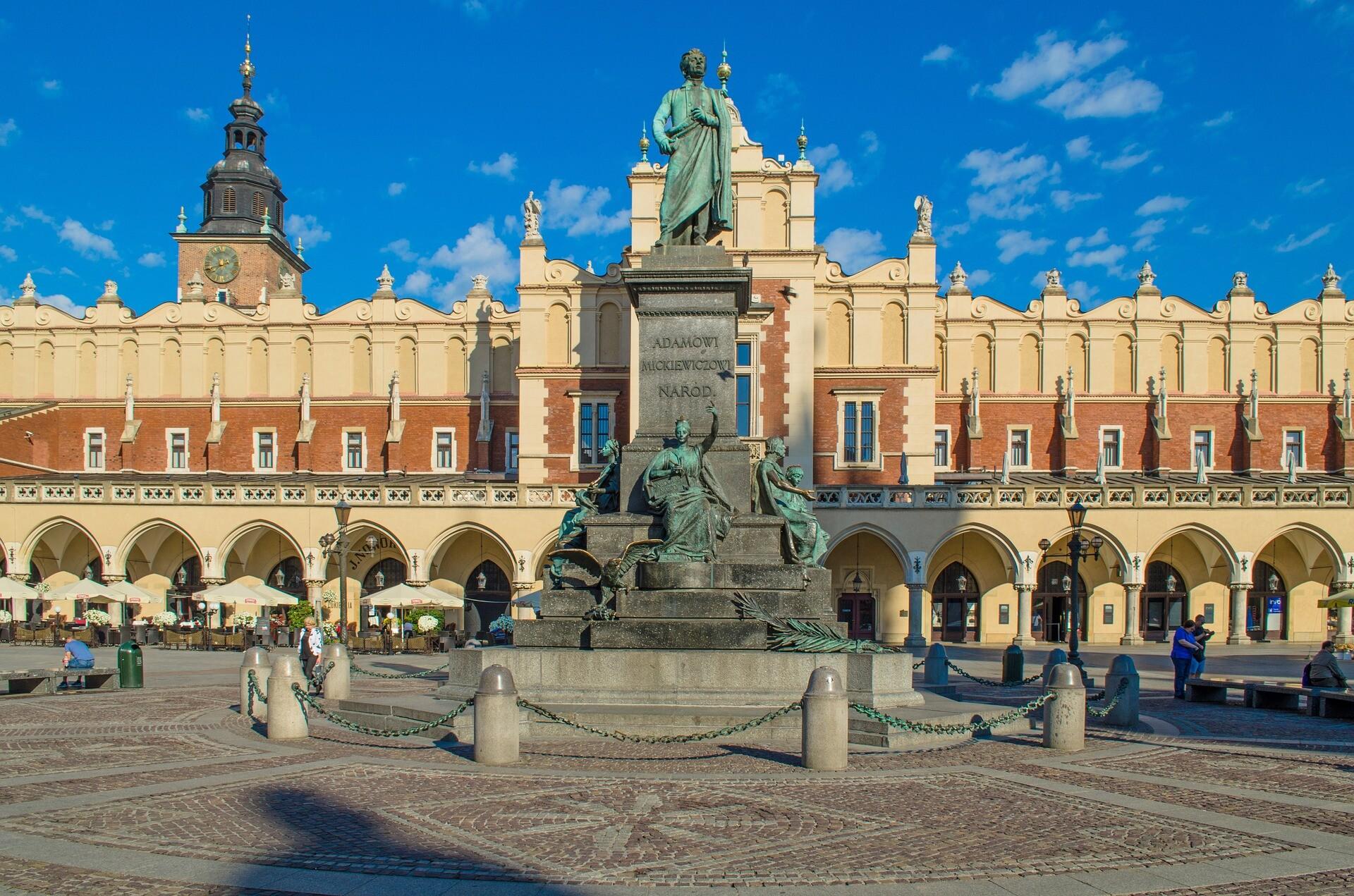 La mia esperienza come studente straniero a Cracovia, Polonia