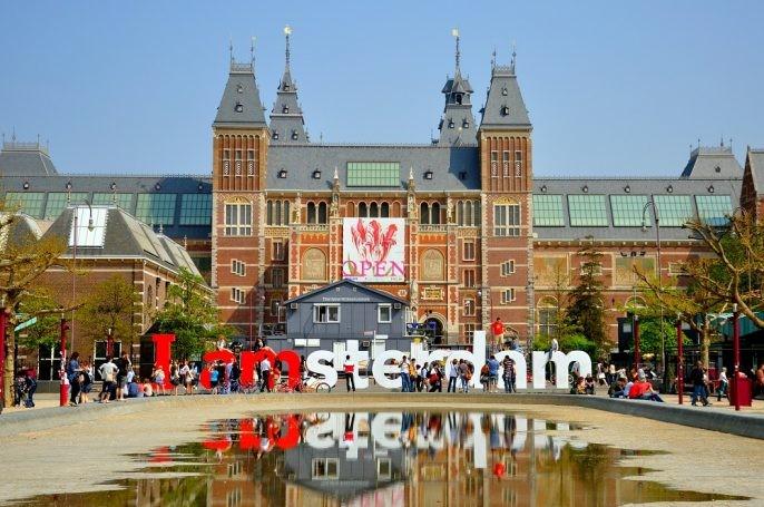 La mia esperienza erasmus ad Amsterdam, nei Paesi Bassi, di Daniel