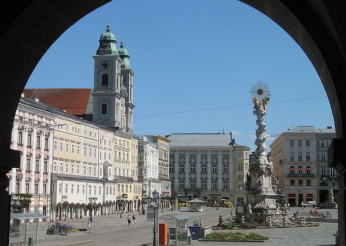 La mia esperienza a Linz, in Autria, di Tochy