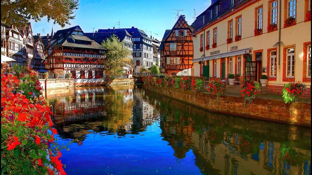 La mia esperienza a Strasburgo