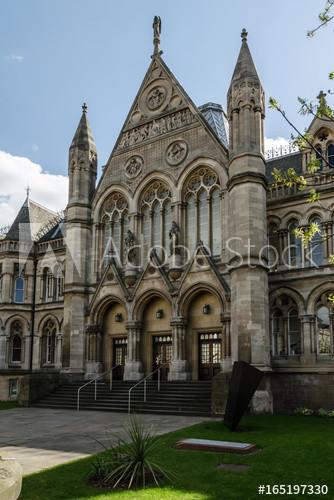 La mia esperienza all'Università di Nottingham Trent, in Inghilterra, di Vanessa