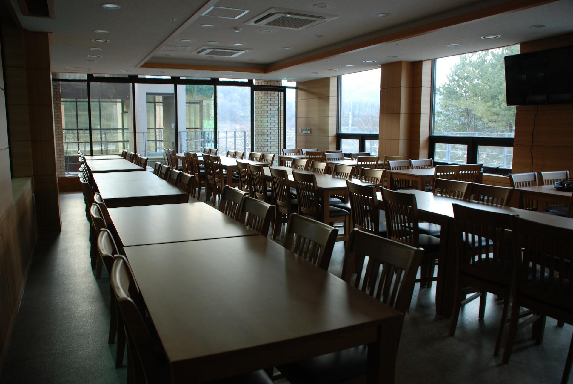 La pausa pranzo alla città universitaria