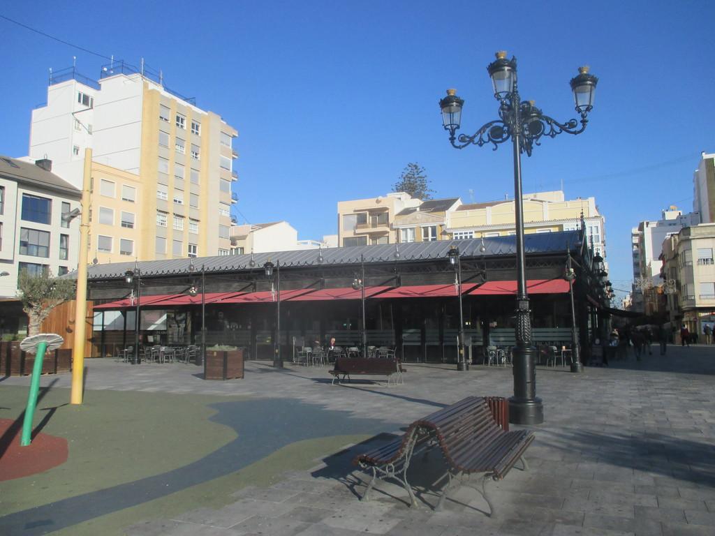 Plaza del prado qu ver en gand a - La casa del pintor gandia ...