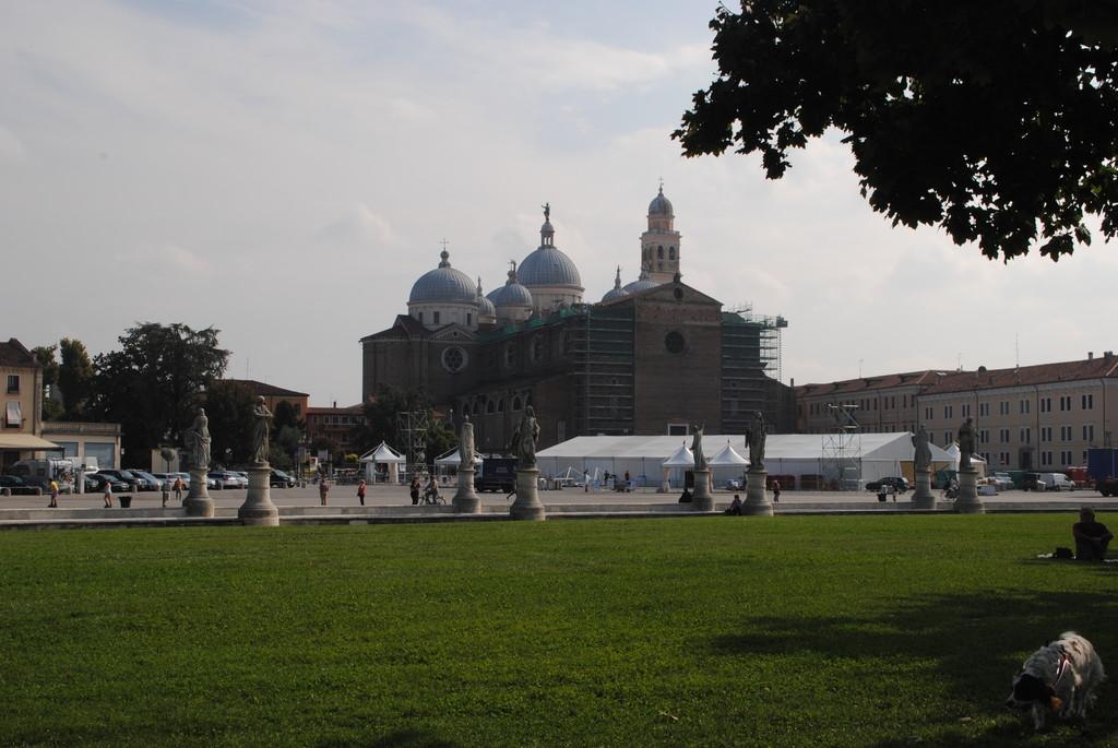 La plaza más grande de Italia