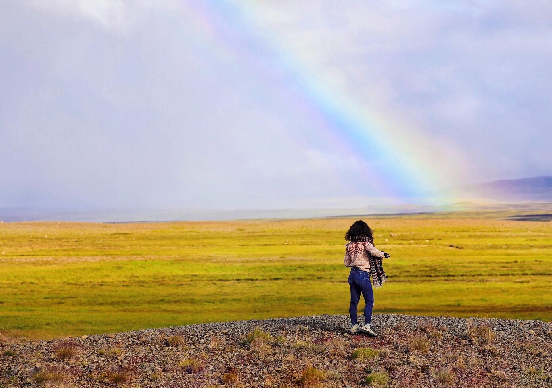 La reine des cascades islandaises