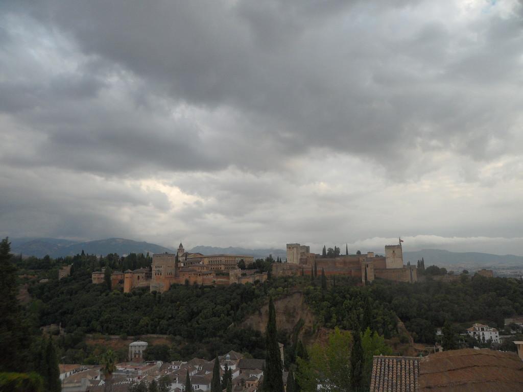 La resplandeciente Alhambra