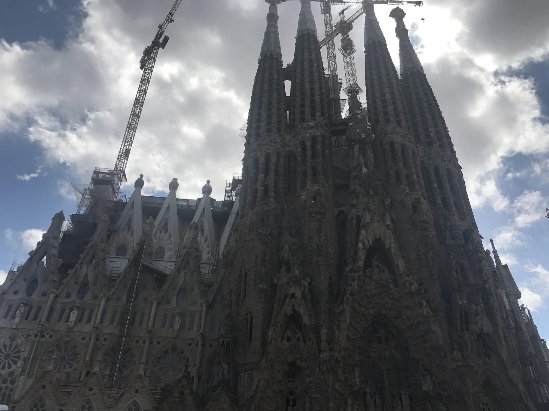La Sagrada Familia, España