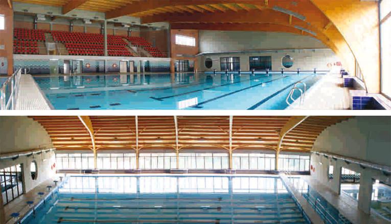 La universidad pablo de olavide deporte nataci n blog for Piscina cubierta dos hermanas