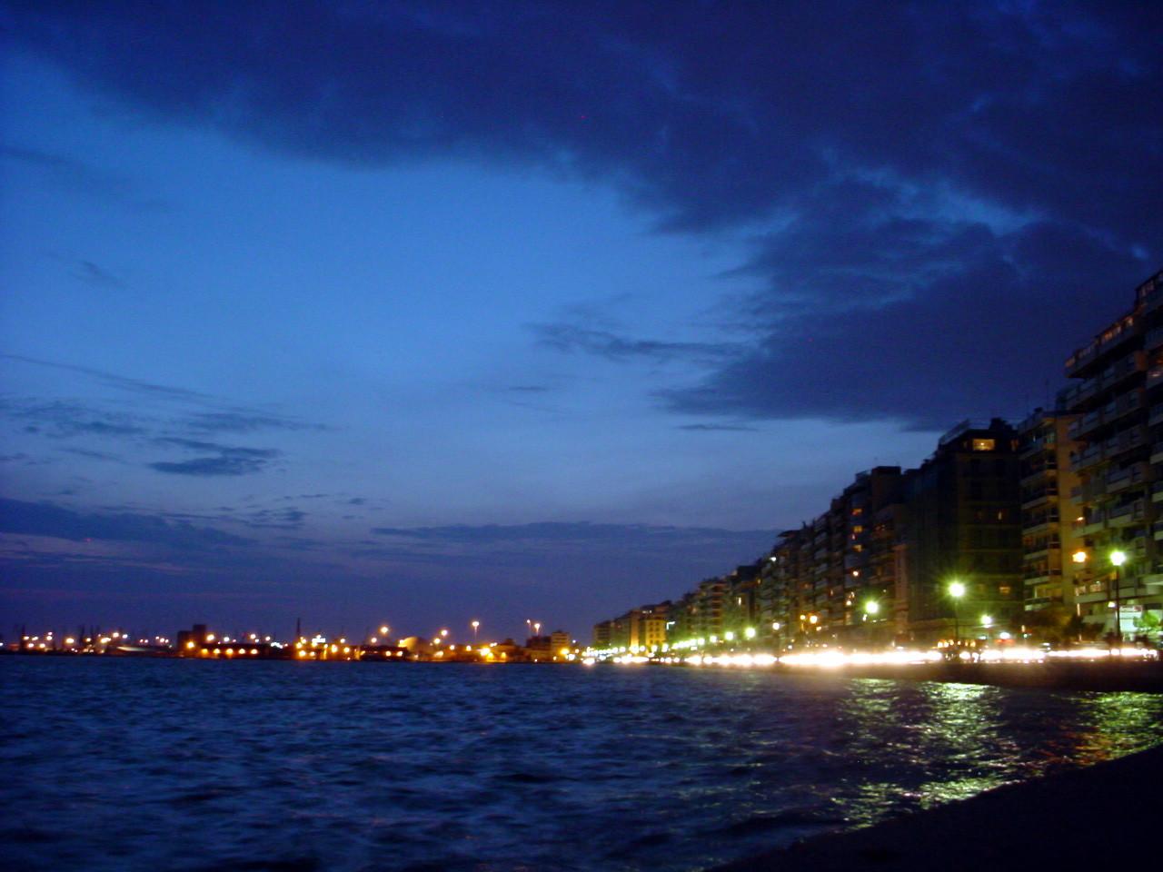 La ville la plus festive de Thessalonique !