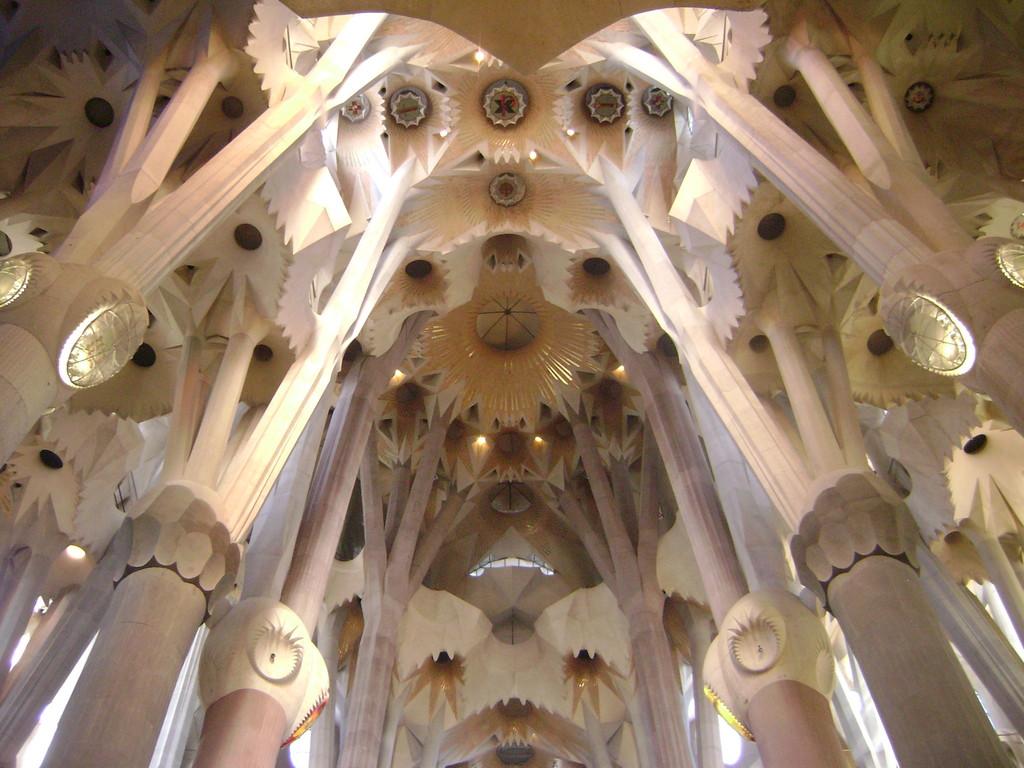 L'âme de l'espace, religion, histoire, architecture