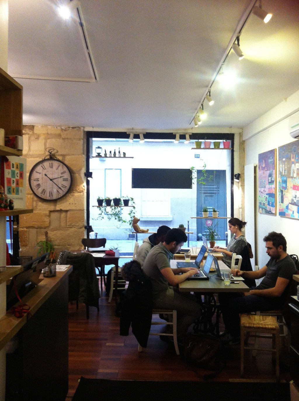 L'Anticafé à Paris, un must