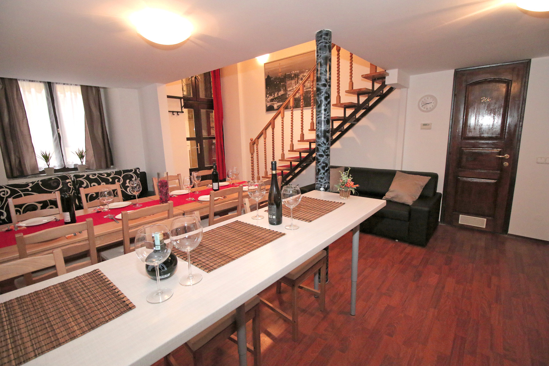 Large 3 bedroom apartment in the center of Budapest | Flat ...