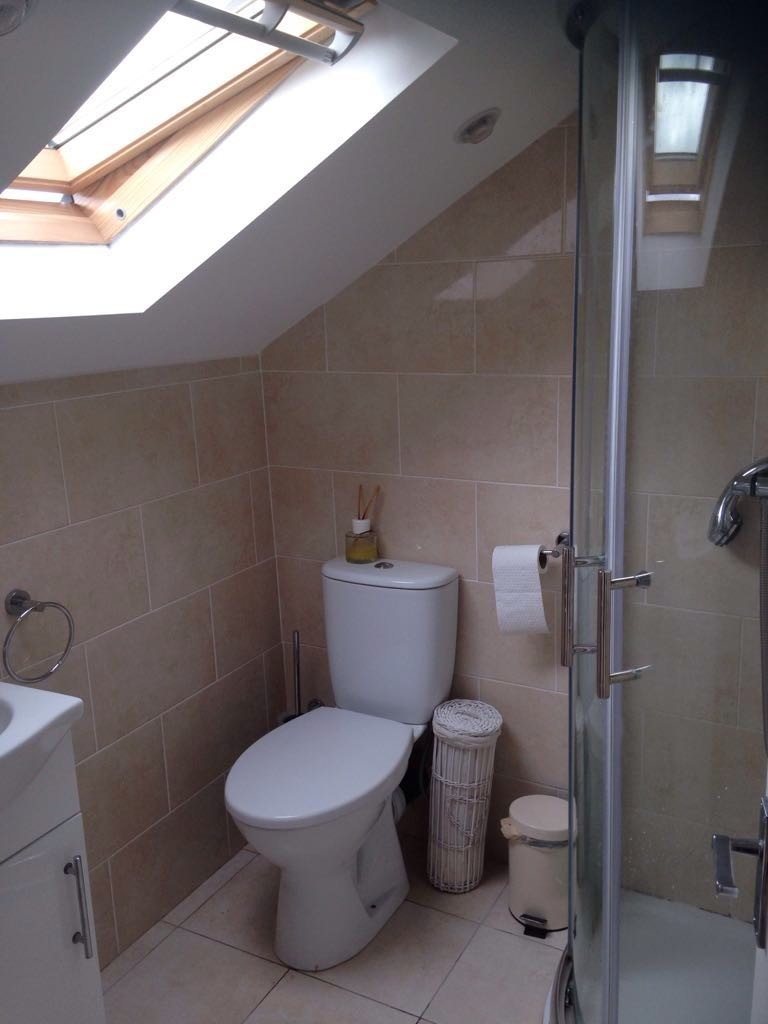 Large Attic Ensuite Room For Rent Dublin