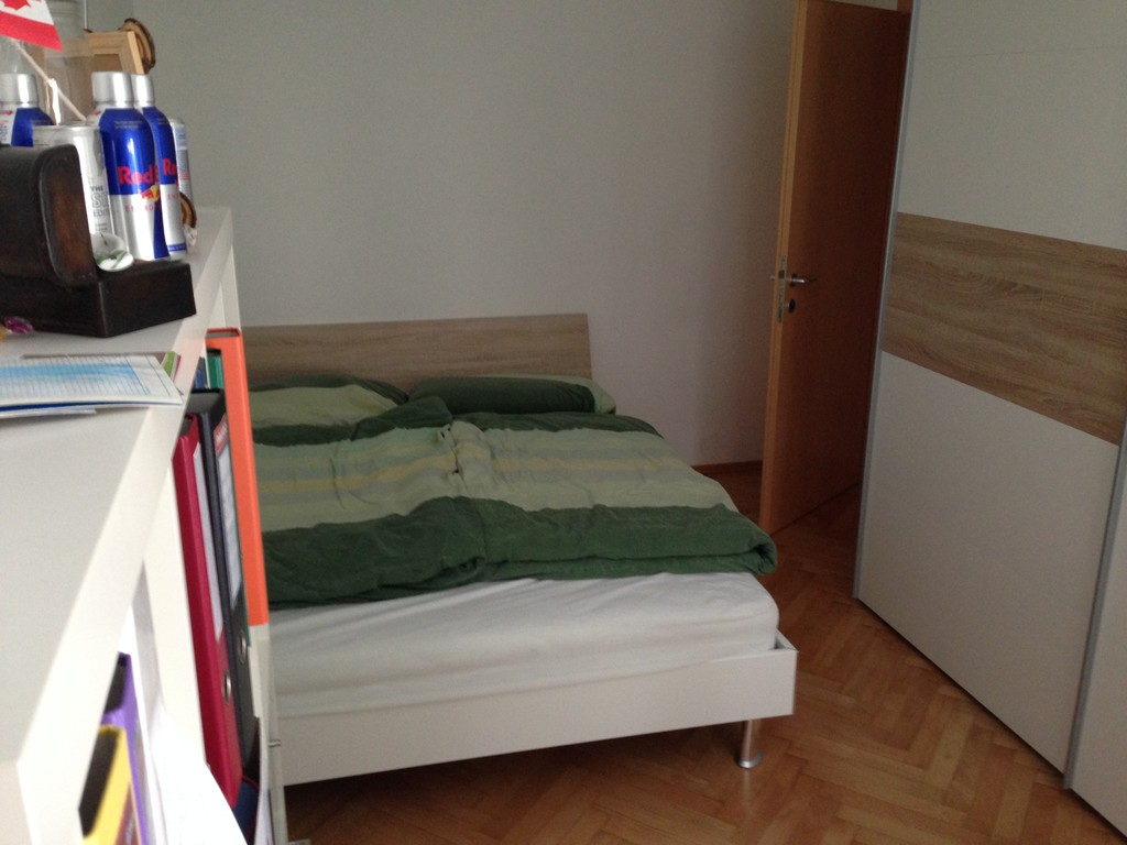 large basement apartment furnished room 13m2 easygoing flatmate