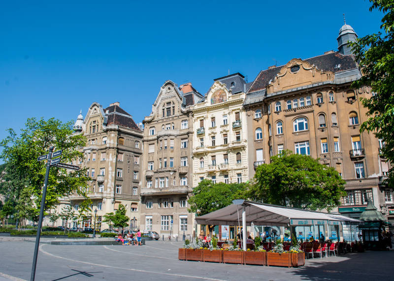 Large bedroom in the Budapest city centre | Room for rent ...