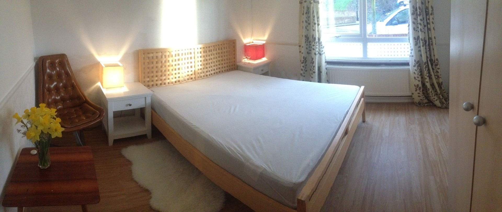 bedroom in a nice house share near West Ham