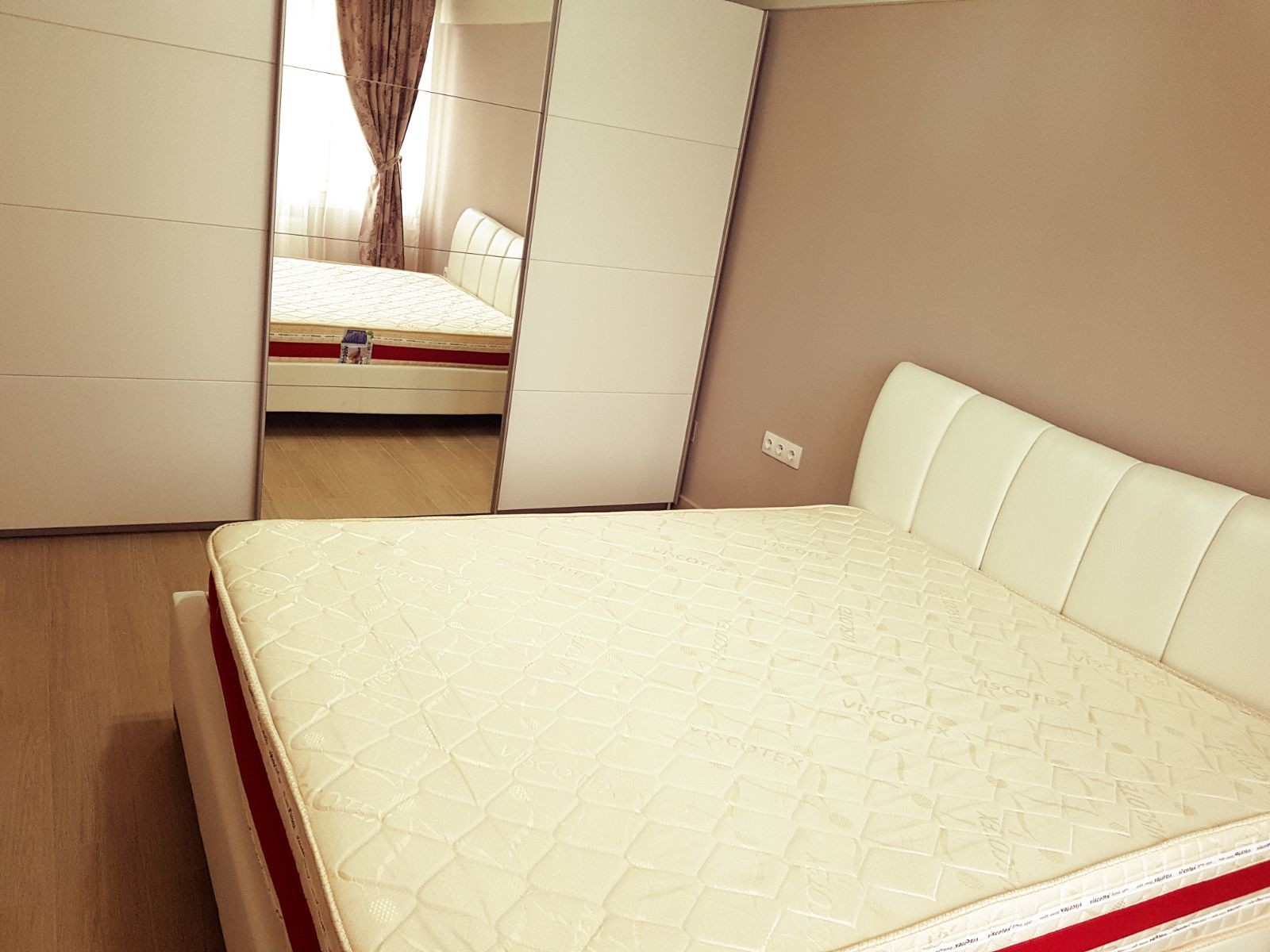 Large bedroom with outside view in Iosia
