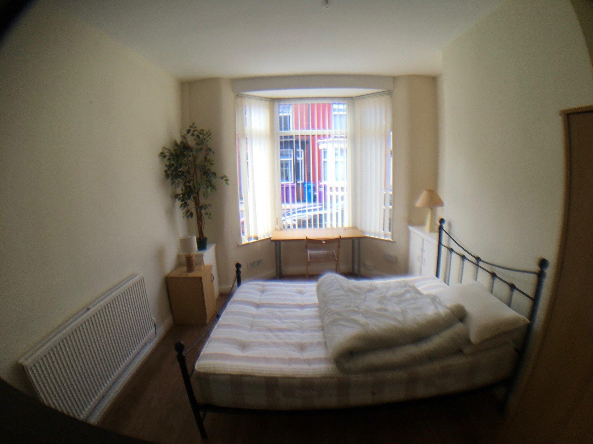Large double bedroom on the ground floor