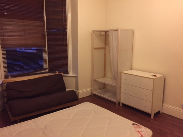 Large double downstairs room - only £350 per month bills include