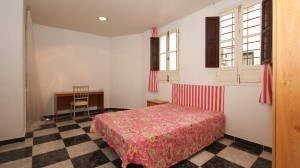 Large double room in the center of Granada