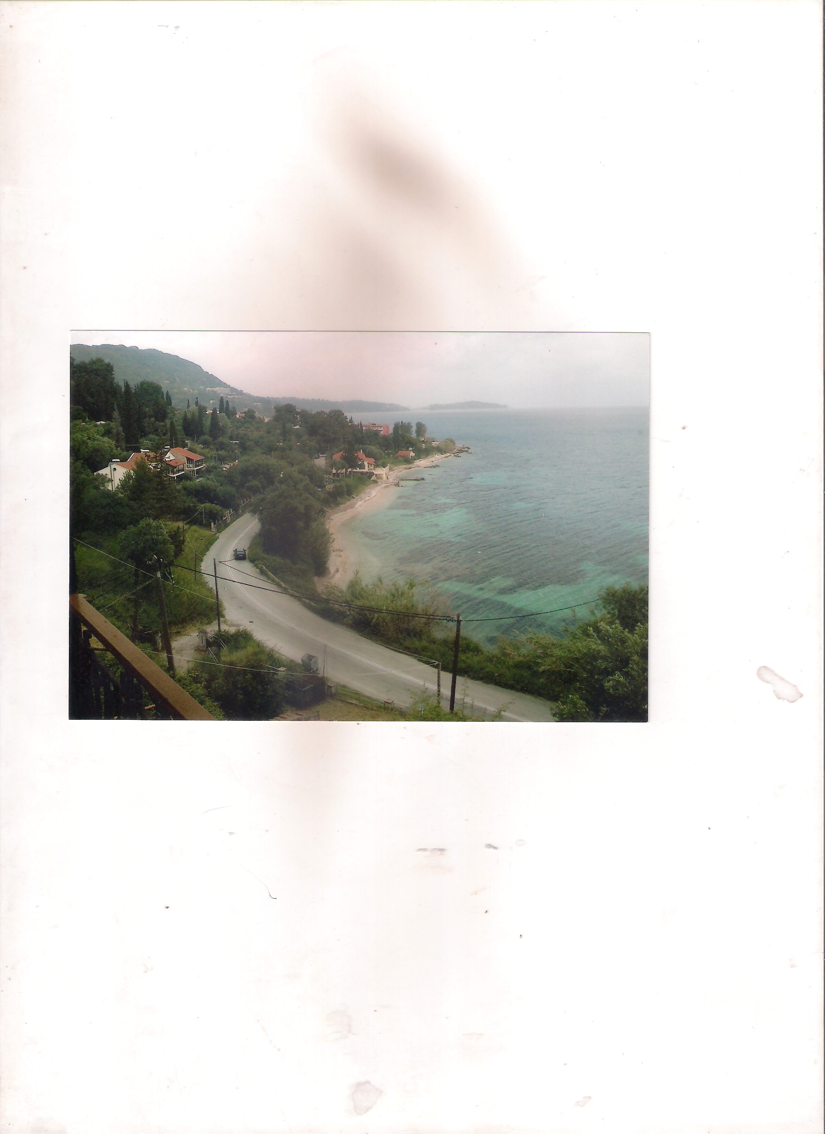 Large furnished studios with sea view in Benitses Corfu