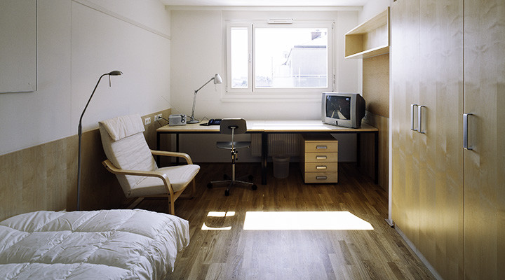 ... Large And Private Room In All Student Housing