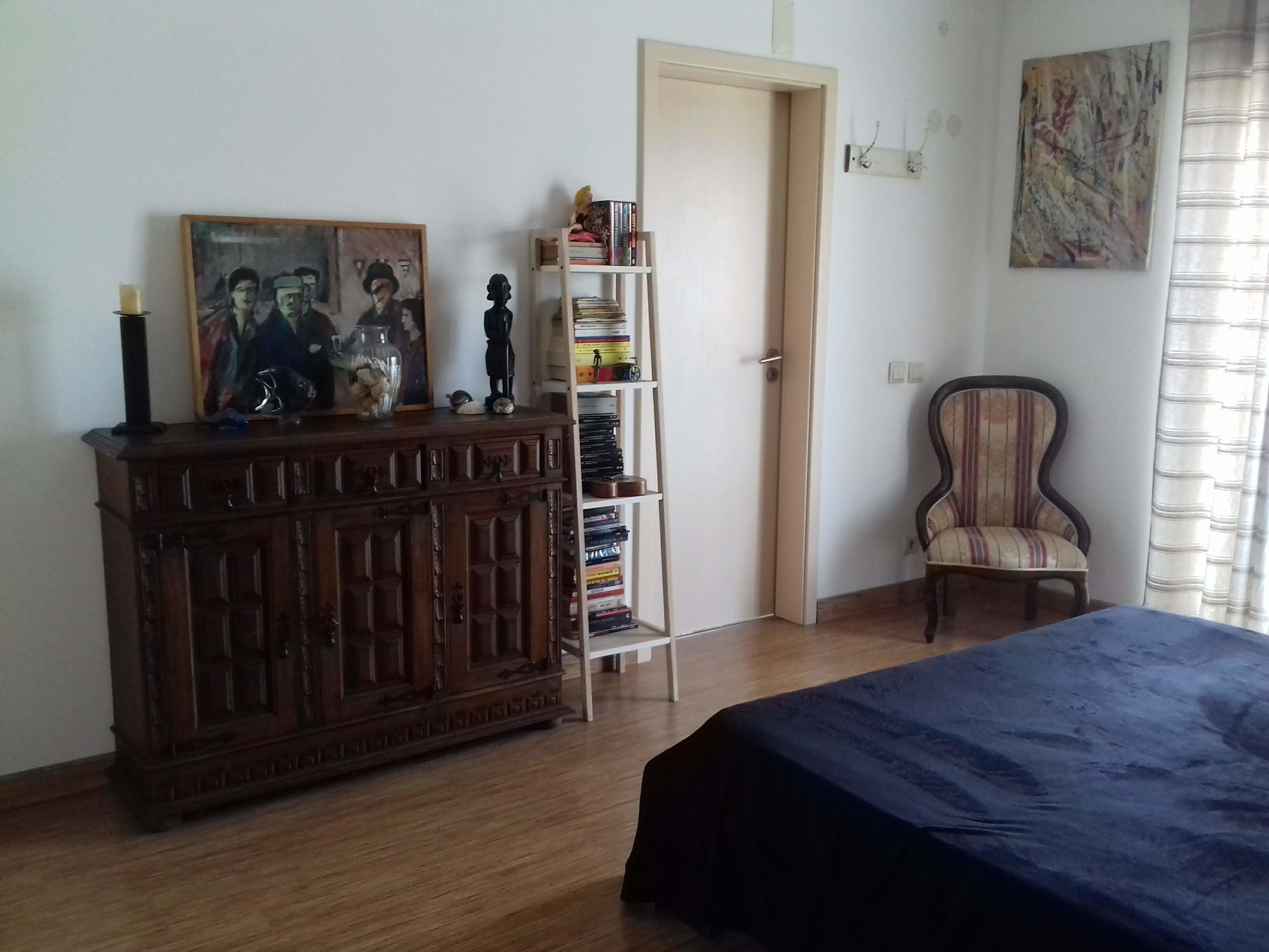 Large and quiet room with a view in Coimbra
