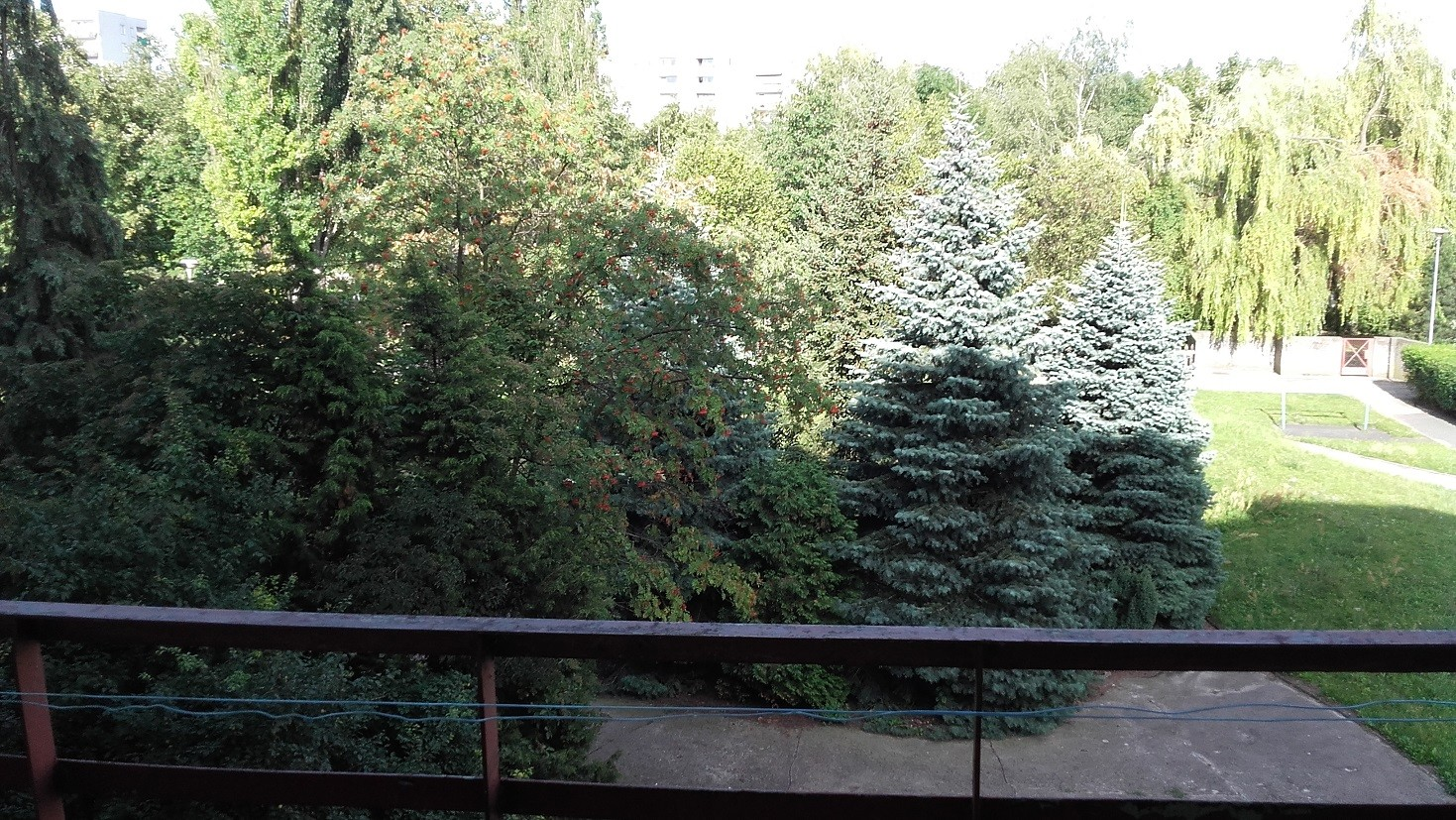 Large spacious, double room with balcony for one or two occupant