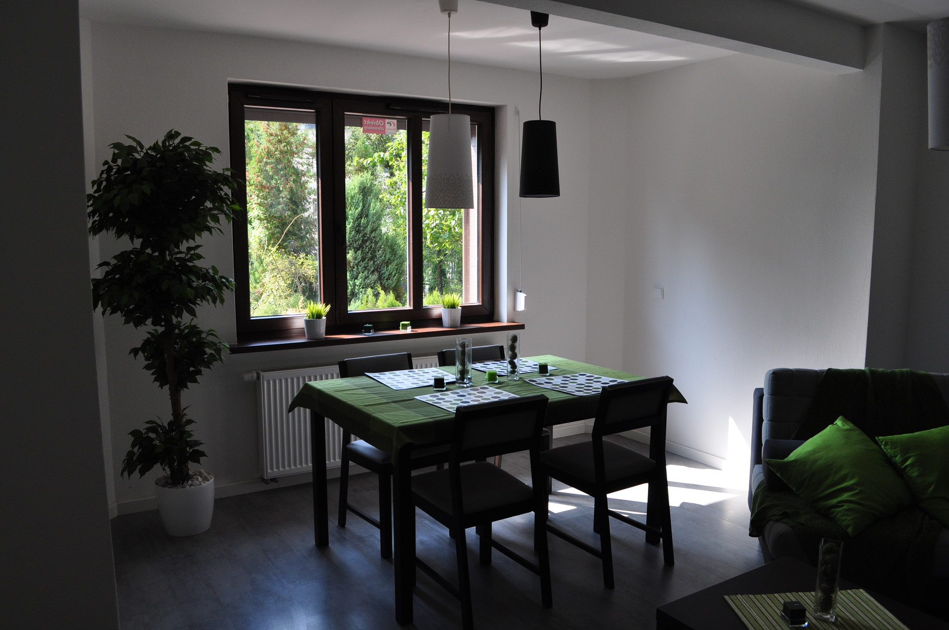 ... Parkin Large And Sunny Apartment In Szczecin With Small Terrace, ...