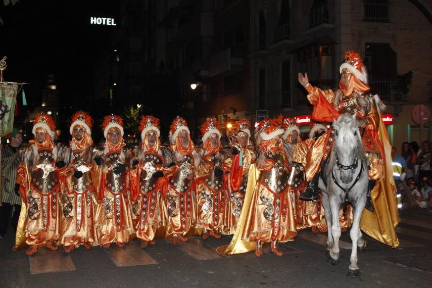 Las mejores fiestas de la ciudad de Murcia
